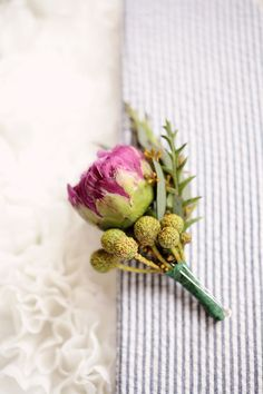great way to incorporate peonies here without having an oversized boutonniere. Floral Wedding, Wedding Bouquets, Rustic Wedding, Wedding Flowers, Wedding Film, Our Wedding, Wedding Ceremony, Boutonnieres, Wedding Souvenir