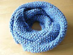 gruby ciepły komin fat warm scarf