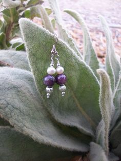 Nature Inspired Ruby Gemstone Beads & by MountainUrsusDesigns, $19.00