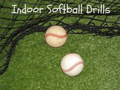 Softball Practice: 3 Indoor Drills Perfect for Cold Weather : Softball Spot