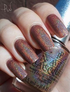 pretty acrylic nails ideas with wonderful Glitter acrylic nail art designs trends Looking for nail art which will flip heads and cause you to the middle of attention at any event you're attending or club you're in, glitter acrylic nail Cute Nails, Pretty Nails, Opi Nail Colors, Opi Nails, Manicures, Nail Polishes, Cute Nail Designs, Gorgeous Nails, Nails Inspiration