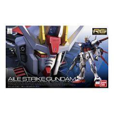 AILE STRIKE GUNDAM. Price:795.68 THB. Model series:RG. Scale:1/144