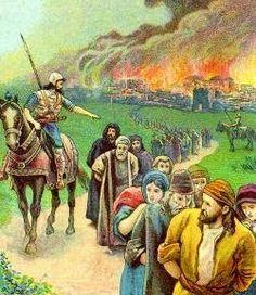 A Bíblia pela Bíblia: O cerco, tomada e destruição de Jerusalém.