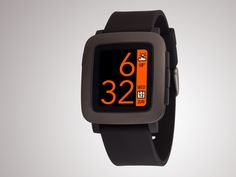 Pebble Time Watchface Concept
