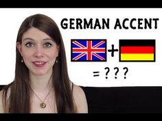 """""""Dieses Video ist fuer Englaender die Deutsch lernen, aber das ist auch sehr interessant fuer Deutsche. Mir wurde dadurch bewusst, was ich in meiner Englischen Aussprache falsch mache. How to do a GERMAN ACCENT? - YouTube"""""""