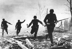 Wehrmacht on the Eastern Front