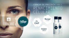 En este vídeo os mostramos las tres NUEVAS Tecnologías patentadas de la línea Endocare Cellage, que actúan a todos los niveles en los que se produce el envejecimiento, tanto a nivel dérmico como epidérmico.