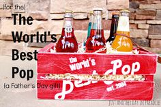 Just Another Day in Paradise: Father's Day Gift: World's Best Pop