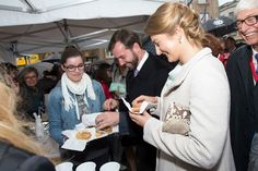Luxemburger Wort - Royals on tour for National Day eve celebrations