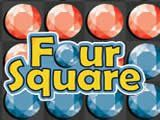 Four Square II - http://www.allgamesfree.com/four-square-ii/  -------------------------------------------------  Ever played tic-tac-toe? If you have, then four square comes with a little more challenging goal. Make a square out of four blocks of your color. Each square grants you a number of points. Watch out for the adversary though 'cause he will be trying to do the same thing. Place you squares...  -------------------------------------------------  #PuzzleGames #2Play