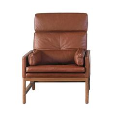 Lounge Seating Series - High Back Chair - Dering Hall