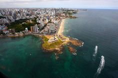 Salvador - #3 of 10 Best Places to Visit in Brazil | Touropia