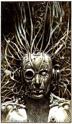 Druuna: The Forbidden Planet by Paolo Eleuteri Serpieri Fantasy Comics, Fantasy Art, Ink Illustrations, Illustration Art, Serpieri, Heavy Metal Art, Science Fiction Series, Ex Machina, Comic Panels