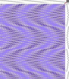 weaving draft wif here http://www.milesvisman.com/patterns/advancing_twills/advancing_twill_9.wif
