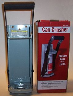23 Best Can Crushers Images Diy Cans Canning Aluminum Cans