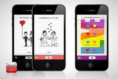 Here Come the Apps: 11 Tools for the Digital Wedding (Brit + Co. Casual Wedding, Diy Wedding, Dream Wedding, Wedding Day, Wedding Bells, Wedding Stuff, Fantasy Wedding, Wedding Tips, Wedding Planning Checklist