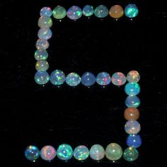 5 MM ! CALIBRATED NATURAL ETHIOPIAN OPAL ROUND SHAPE CABOCHON MULTI PLAY COLORED