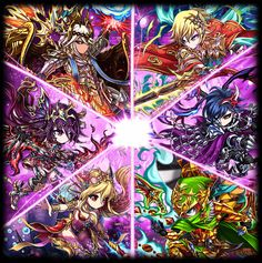 [Special Summon] Elemental Units (May 06) - Gumi Forums