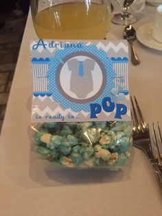 Adorable favor for baby shower!