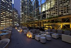 Terrace Bar - Hong Kong