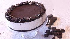 Tarta de Oreo · Cheesecake fácil y sin horno!