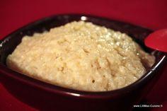 Le classique riz au lait à la vanille, en 10 minutes au Cookeo et sans avoir à surveiller !