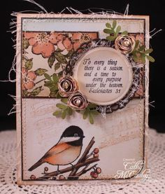 SC403 TLC395 God's Purpose by cathymac - Cards and Paper Crafts at Splitcoaststampers