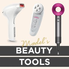 美の秘訣はココにありモデルが愛用のビューティ家電をASK Personal Care, Tools, Model, Beauty, Self Care, Personal Hygiene, Cosmetology, Appliance
