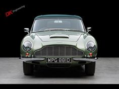 Aston Martin Short Chassis Volante Vantage currently for sale by DK Engineering, Hertfordshire. (As of: May 1 of 3 RHD Factory Vantage Specification Cars Built Aston Martin Db5, Aston Martin Vantage, Martin Short, Car Stuff, Convertible, Ferrari, Competition, Classic Cars, David