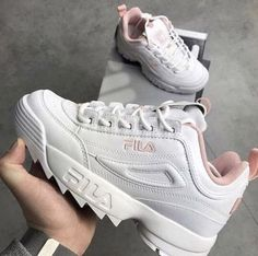 519b1754 Image about fashion in lavish by myprettylittlethings ♡. Fila DisruptorsGucci  Shoes ...