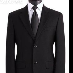 Black Armani suit  One day.... I will have one :)