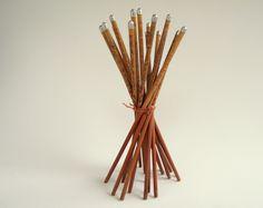 Bamboo Chopsticks Set of 18 Wooden Chopsticks