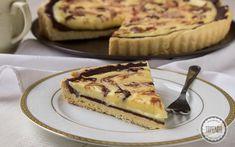Mazurek cytrynowy z Lemon Curd Polish Recipes, Lemon Curd, French Toast, Pie, Cookies, Breakfast, Food, Adventure, Pies