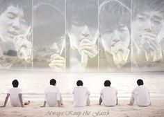 DBSK - Always Keep The Faith