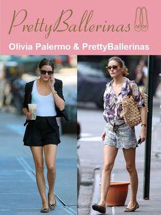 OLIVIA PARLEMO CON PRETTYBALLERINAS