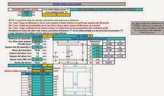 Diseño de Vigas de acero por Flexión método LRFD http://ht.ly/CiSst   #Isoluciones #PlanillasExcel #Estructuras