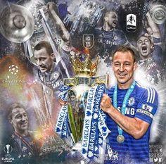 Chelsea Fc Team, Chelsea Football, Football Art, Barclay Premier League, Stamford Bridge, Soccer Tips, Fulham, Play Soccer, Europa League