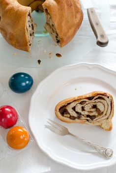 Kärntner Reindling, eine Spezialität aus meiner Heimat. Austrian Recipes, Spring Recipes, Bread Rolls, Sweet Bread, I Love Food, Food Photography, Brunch, Pudding, Baking