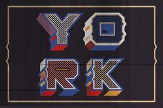 York by Blake E. Marquis - Desktop Font, WebFont and Mobile Font - YouWorkForThem