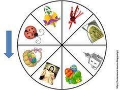 ΓΛΩΣΣΙΚΑ ΠΑΙΧΝΙΔΙΑ ΓΙΑ ΤΟ ΠΑΣΧΑ Easter Activities, Activities For Kids, Easter Baskets, Easter Crafts, Kindergarten, Lettering, School, Blog, Image