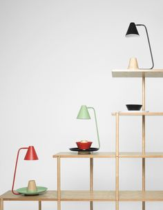 My Conik table lamp for Inyard.com coming soon!  Photo: Inyard.com  #paolofoglinidesign #coniktablelamp #tablelamp #storageunit #svuotatasche #lampadadatavolo #design #steel #wood #newdesign #newcollection #minimal #productdesign #industrial #production #onlineshop