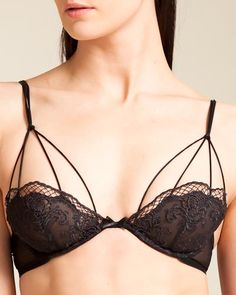 Naori Giada Full Cup Bra via Nancy Meyer
