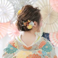 Up Styles, Wedding Hairstyles, Kimono, Wedding Hair, Wedding Hair Down, Bridal Hair Accessories, Kimonos, Wedding Hairs, Wedding Updo