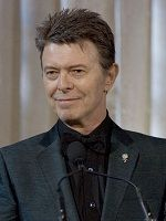 David Bowie releasing a new albulm.....i know the only fan who would be interested in this.