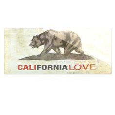 "iRuz33 ""Cali Love"" Luxe Rectangle Panel | KESS InHouse"
