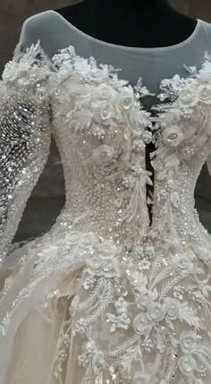 Fancy Wedding Dresses, Beautiful Wedding Gowns, Luxury Wedding Dress, Princess Wedding Dresses, Bridal Dresses, Crystal Wedding Dresses, Muslim Wedding Dresses, Red Ball Gowns, Quinceanera Dresses