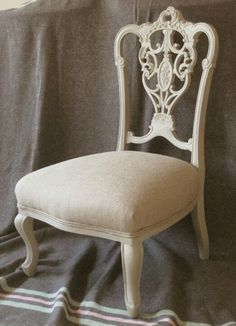 Upholstered chair commission