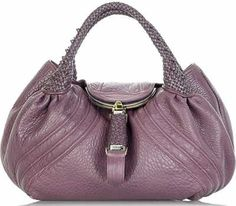 Fendi Spy Bag - I have this purse in black and I absolutely ADORE it.