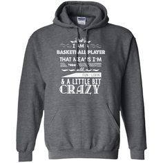Basketball Player [Novelty Hoodie]