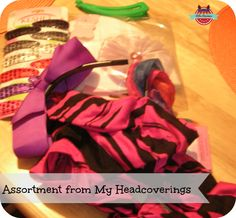 My Head Coverings has Me Covered! #sponsored